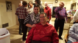 EPBC Christmas Party 2015