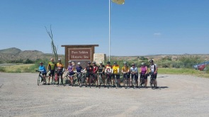 BIG Century Ride 2015 at Ft. Seldes